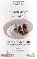 Changements au féminin en Afrique noire