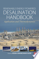 Renewable Energy Powered Desalination Handbook