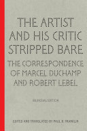 The Artist and His Critic Stripped Bare