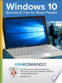 Windows 10 Secrets And Tips For Busy People