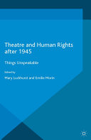 Theatre and Human Rights after 1945 Pdf/ePub eBook