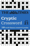 The Times Cryptic Crossword Book 21