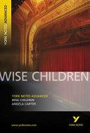 """""""'Wise Children"""", Angela Carter"""