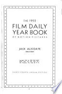 The ... Film Daily Year Book of Motion Pictures
