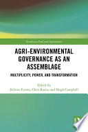 Agri-environmental Governance as an Assemblage