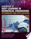Handbook of Deep Learning in Biomedical Engineering Book