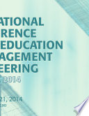 International Conference On Social Education And Management Engineering Book PDF
