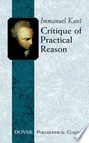 Critique Of Practical Reason Book PDF