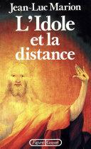 L'idole et la distance Pdf/ePub eBook
