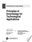 Principles of Enzymology for Technological Applications