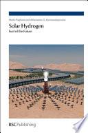 Solar Hydrogen Book