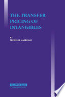 The Transfer Pricing Of Intangibles