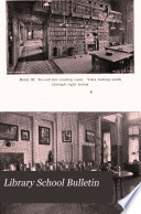 Library School Bulletin