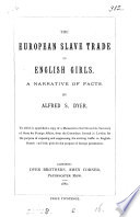 The European Slave Trade in English Girls Book
