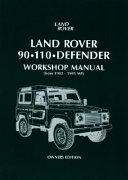 Land Rover 90  110  Defender
