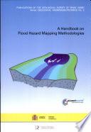 A handbook on flood hazard mapping methodologies Book