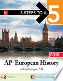 5 Steps to a 5  AP European History 2018