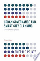 Urban Governance and Smart City Planning