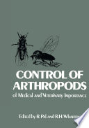 Control of Arthropods of Medical and Veterinary Importance