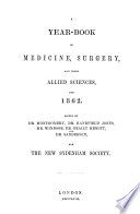 A Year-book of Medicine, Surgery, and Their Allied Sciences