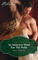 An Innocent Maid For The Duke