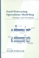 Food Processing Operations Modeling