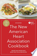 link to The new American Heart Association cookbook in the TCC library catalog
