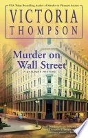 Murder on Wall Street Book PDF