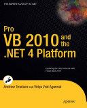 Pro VB 2010 and the  NET 4 0 Platform