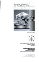 Pdf Statistical Abstract of the United States