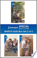 Harlequin Special Edition March 2020   Box Set 2 of 2