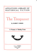 The Trespasser Book