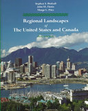Regional Landscapes of the United States and Canada Book