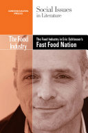 The Food Industry in Eric Schlosser's Fast Food Nation [Pdf/ePub] eBook