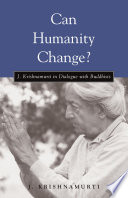 Can Humanity Change  Book