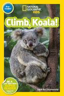 National Geographic Readers  Climb  Koala