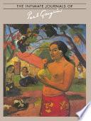 Intimate Journals Of Paul Gaugui
