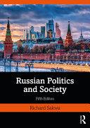 Russian Politics and Society [Pdf/ePub] eBook