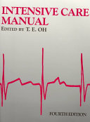 Intensive Care Manual Book