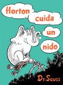 Horton cuida un nido   Horton Hatches the Egg Book