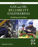 Gas and Oil Reliability Engineering [Pdf/ePub] eBook