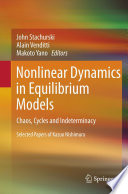Nonlinear Dynamics in Equilibrium Models
