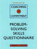 Coaching for Commitment  Problem Solving Skills Questionnaire