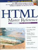 HTML Master Reference
