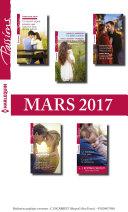 10 romans Passions + 1 gratuit (no645 à 649 - Mars 2017)