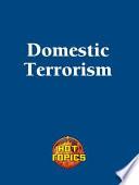 Domestic Terrorism Book