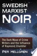Swedish Marxist Noir Book