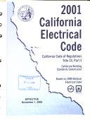 California Electrical Code