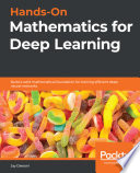 Hands-On Mathematics for Deep Learning
