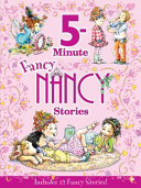 Fancy Nancy 5 Minute Fancy Nancy Stories